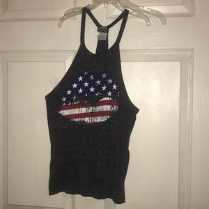 4th of July Tank Top by Modern Lux